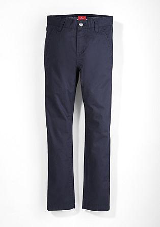 Chino: elegante, katoenen broek