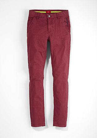 Chino: Garment Dye-Jeans