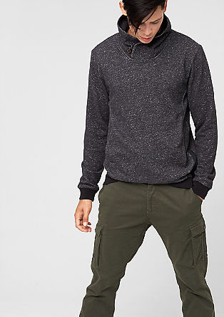 Chino Regular: cargo trousers from s.Oliver