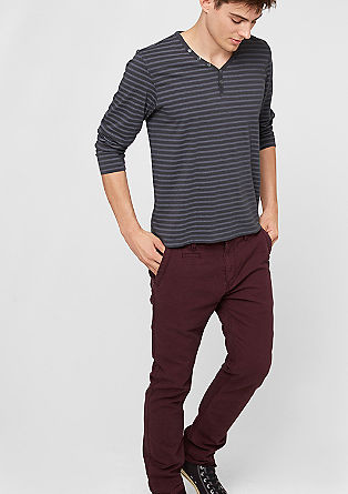 Chino Regular: Coloured chinos from s.Oliver