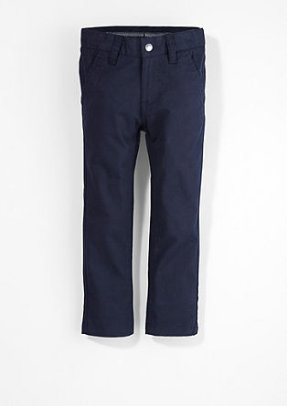 Chino Relaxed: Twill trousers from s.Oliver
