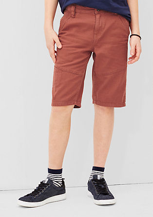 Chinos: plain-coloured Bermudas from s.Oliver