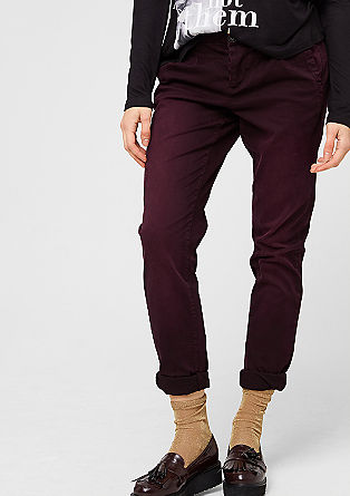 Chinos in a vintage look from s.Oliver