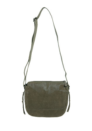 City bag in a velvety look from s.Oliver