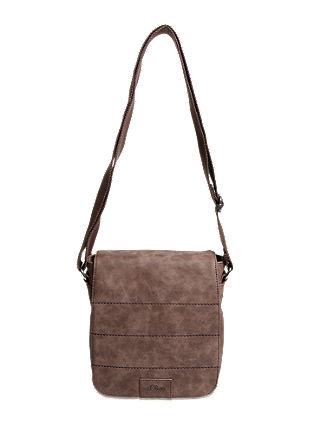 City bag in vintage-look