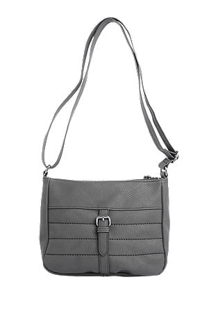 City bag with a decorative strap from s.Oliver