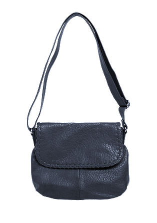 City bag with decorative topstitching from s.Oliver