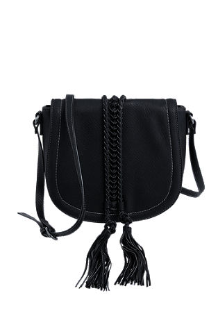 City bag with tassels from s.Oliver