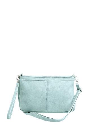 City Bag z barvnimi šivi
