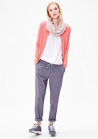 Classic cardigan from s.Oliver