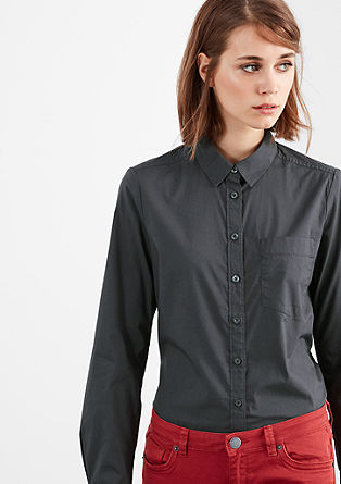 Classic shirt blouse from s.Oliver