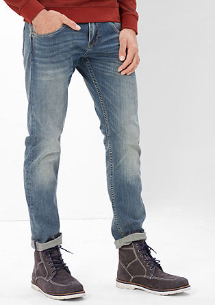 Close slim: Casual jeans