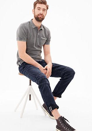 Close Slim: Jeans im Biker-Look