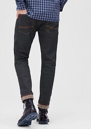 Close Slim: sproščene raztegljive jeans hlače
