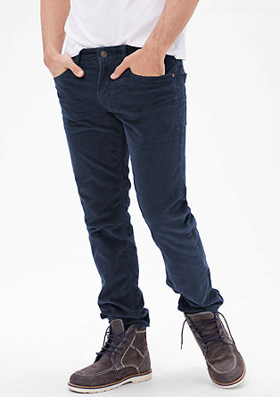 Close Slim: Superstretch-Cordhose