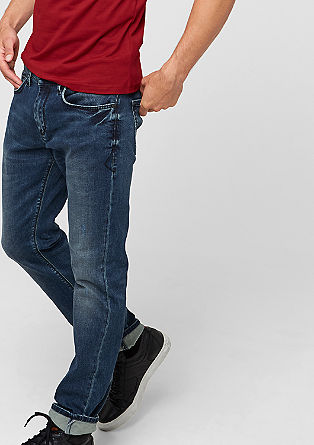 Close Slim: Used-Jeans