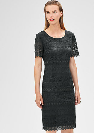 Cocktail dress in lace from s.Oliver