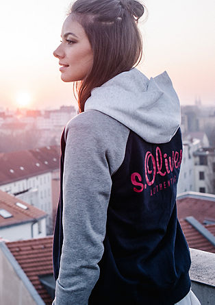 College jakna iz kolekcije s.Oliver AUTHENTIC