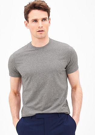 Comfortabel shirt met stretch