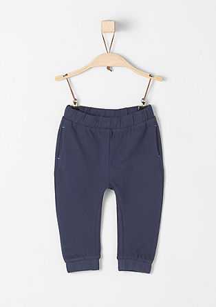 Comfy tracksuit bottoms from s.Oliver