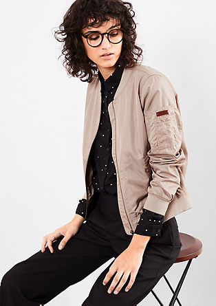 Cool bomber jacket from s.Oliver