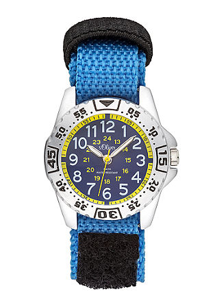 Cool horloge met draaibare horlogering