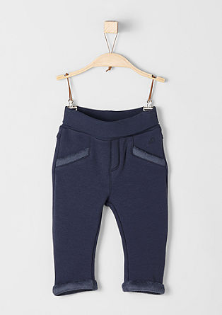 Cosy tracksuit bottoms from s.Oliver