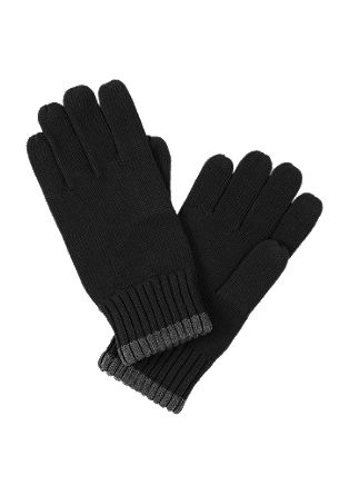 Cotton gloves  from s.Oliver