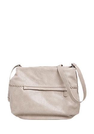 Crumpled shoulder bag from s.Oliver