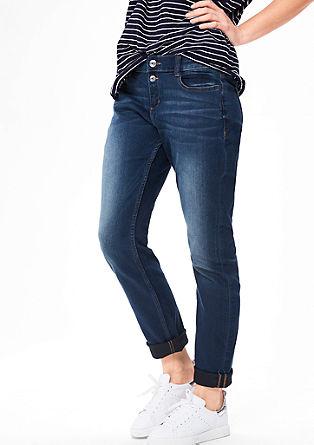 Curvy: jeans hlače Skinny Legs