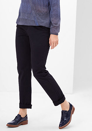 Curvy: stretch jeans from s.Oliver