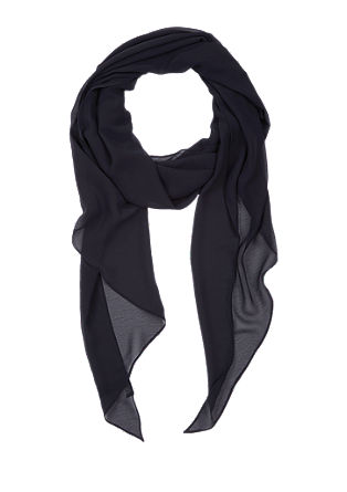 Delicate chiffon scarf from s.Oliver