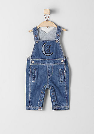 Denim dungarees from s.Oliver