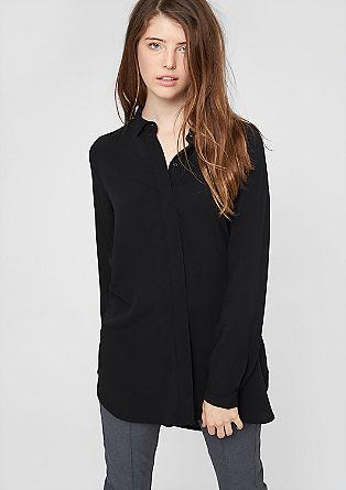 Dolga bluza iz viskoze