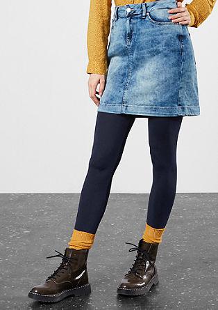 Doppelpack Jersey-Leggings