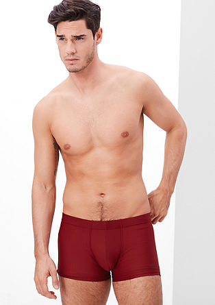 Double pack of low-cut boxer shorts from s.Oliver