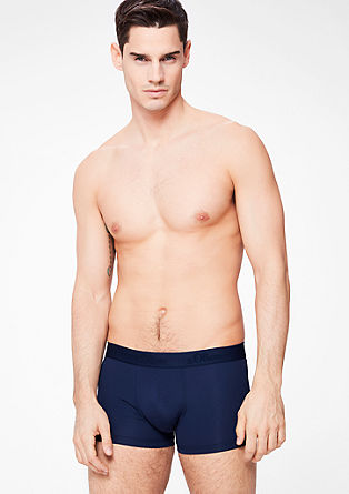 Double pack of microfibre boxer shorts from s.Oliver