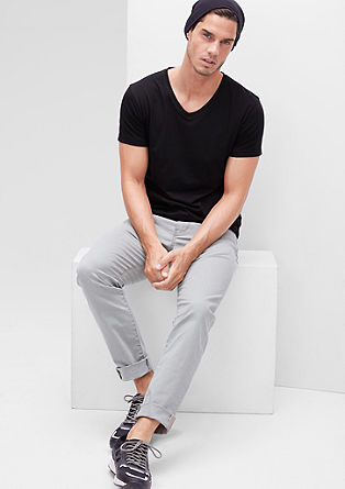 Double-pack V-neck T-shirts from s.Oliver
