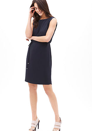 Dress in a silky-matte look from s.Oliver