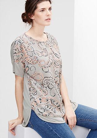 Dubbellaags shirt