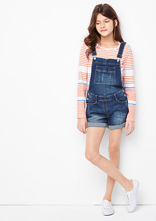 Dungarees in a vintage look from s.Oliver