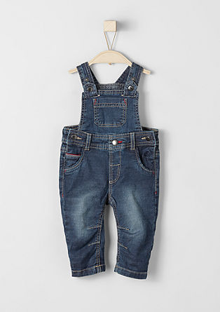 Dungarees in lightweight denim from s.Oliver