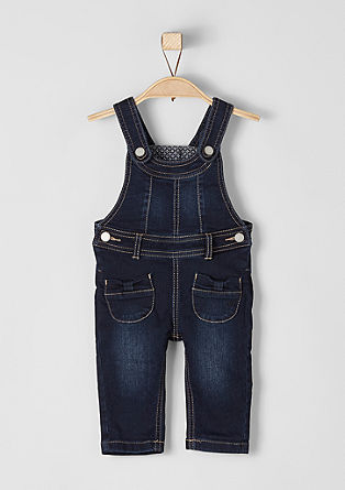 Dungarees with bow details   from s.Oliver
