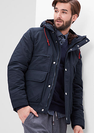 Durable, functional winter jacket from s.Oliver
