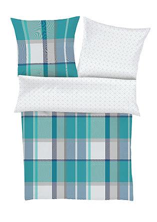 Dvostranska posteljnina iz makosatena