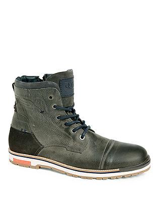 Echtleder-Boots