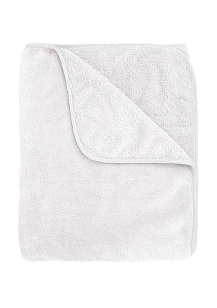 Effen deken in knuffelzachte kwaliteit