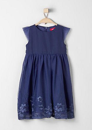 Elegant mesh dress from s.Oliver