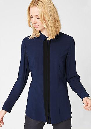 Elegant shirt-blouse from s.Oliver