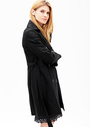Elegant trench coat from s.Oliver